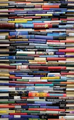 Könyvet csomagolnék