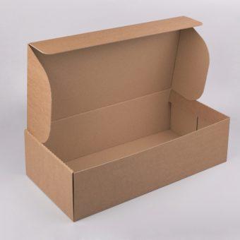 Hajtással záródó dobozok kartonból