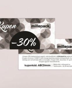 kupon, csomagolás, inzert, eladást ösztönző, vásárlást ösztönző, grafika készítés, csomagolóanyagok boltja