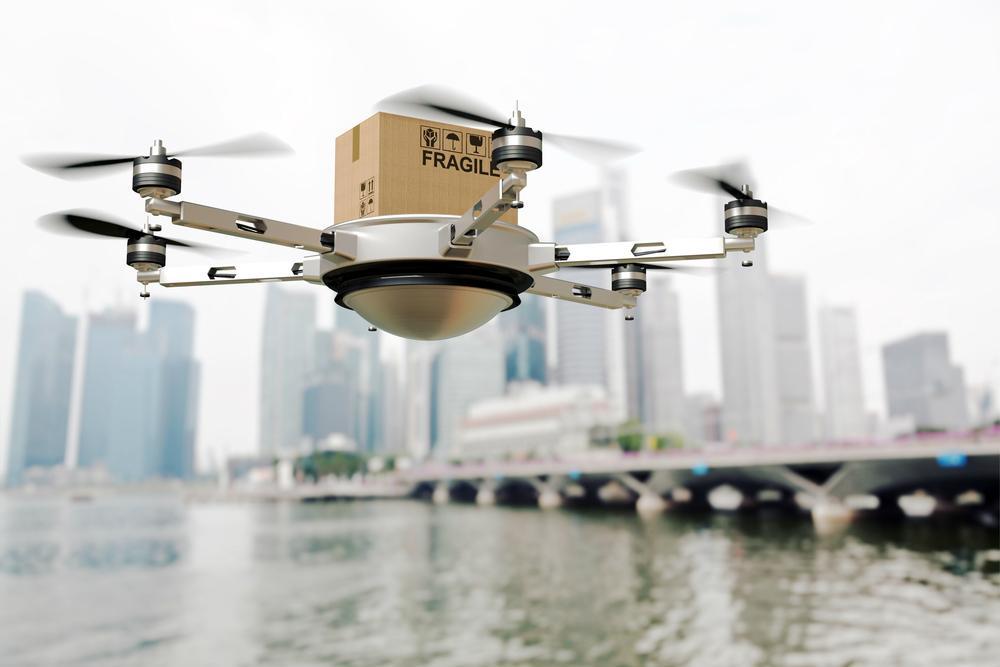 millerpack csomagolóanyag blog, drón szállítás, futárszolgálat, kartondoboz