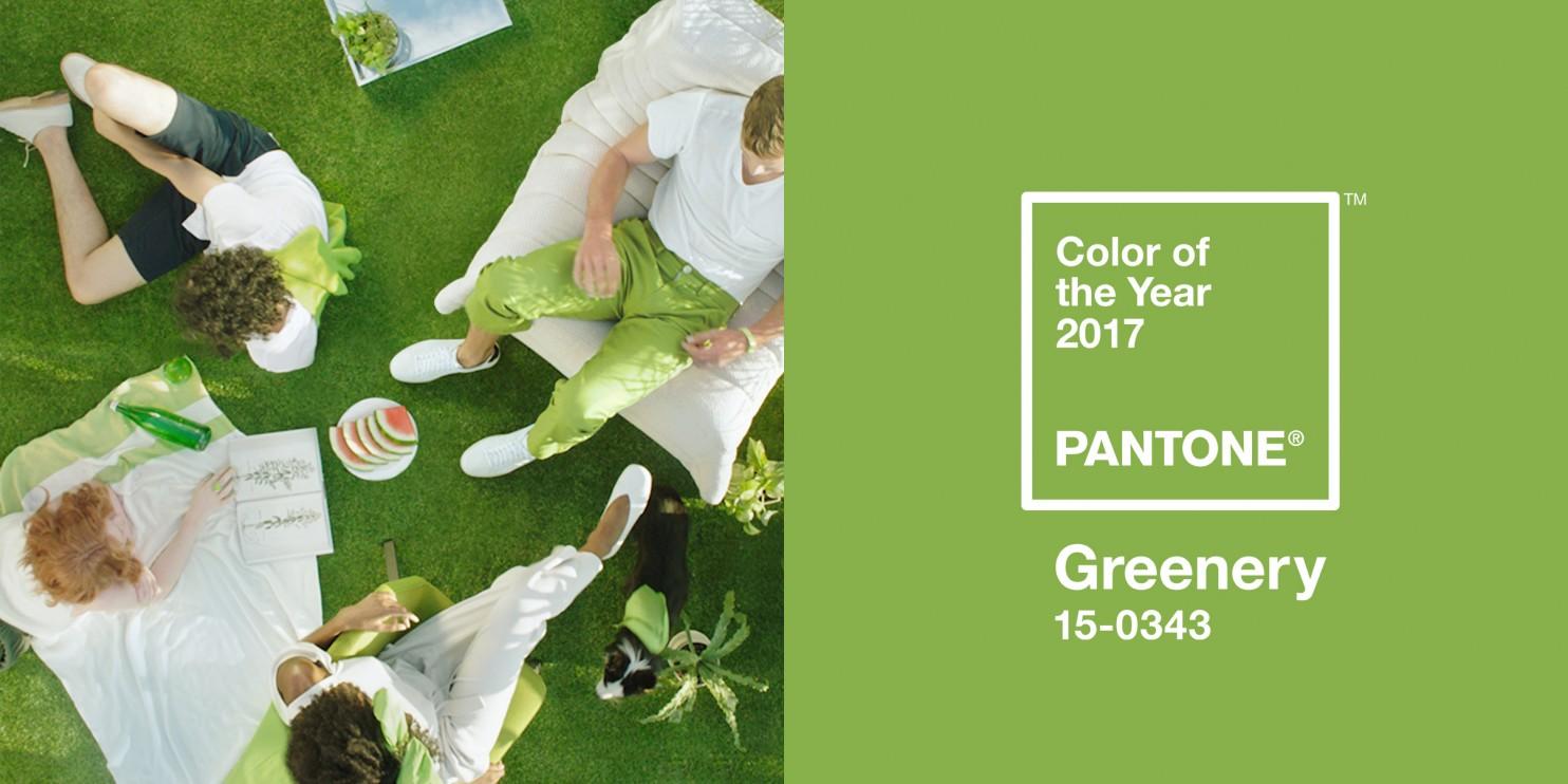 millerpack csomagolóanyag blog, év színe, pantone, greenery, színek a marketingben, csomagolóanyag, kartondoboz, öntapadó matrica