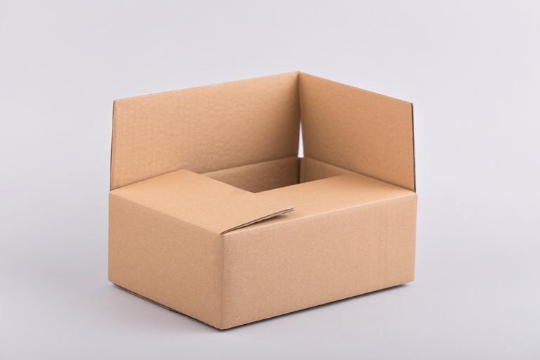 Postázó kartondoboz 250×180×85 mm méretben | 50 db