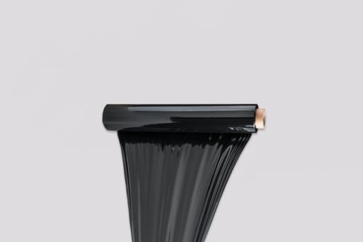 fekete sztreccsfólia, fekete fólia, nyújtható fólia, sztreccsfólia, kézi fólia, csomagolás, csomagolóanyag webáruház