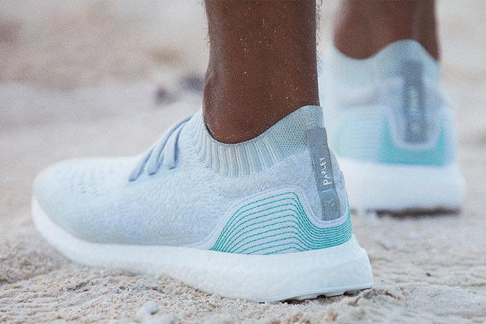 Adidas, Parley, óceáni hulladék, cipő, ultraboost