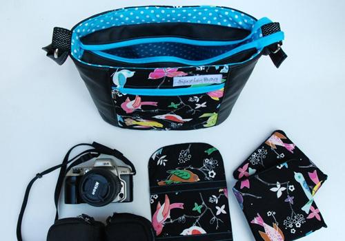 SuziartBag, táska, csomagolás, kartondoboz