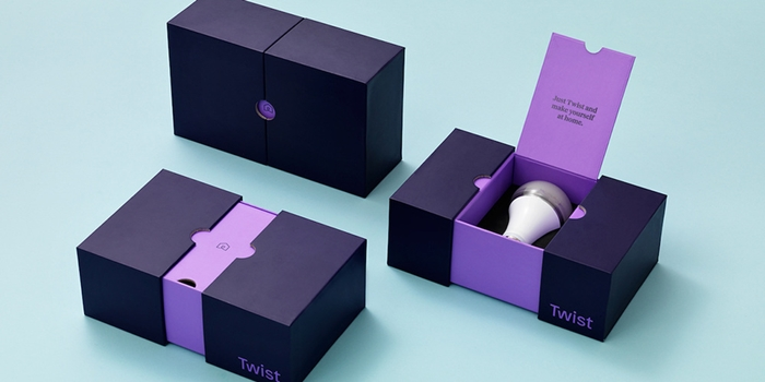 ultra violet, ultraviola, év színe, csomagolás