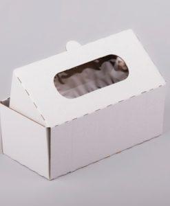 ablakos kartondoboz, ablakos kartondoboz 200×100×80