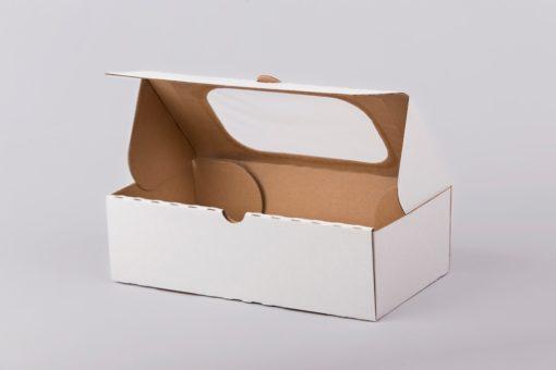 ablakos kartondoboz, ablakos kartondoboz 270×140×80