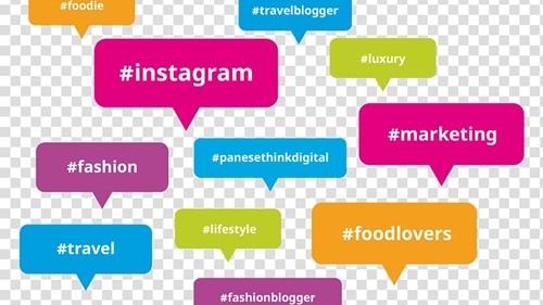 instagram, hashtag