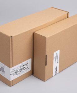 Kartondoboz hullámkartonból 280x200x60 mm méretben