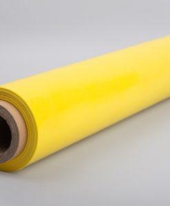 Sárga sztreccsfólia kézi csomagoláshoz