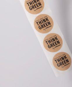 Think Green matrica tekercsben