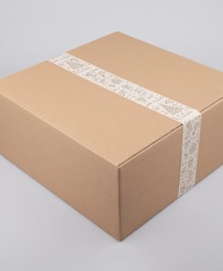 TFL kartondoboz 350x350x150 mm méretben